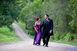 Kari- the elopement celebrant for your small wedding in Queensland