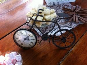 vintage sweets bike