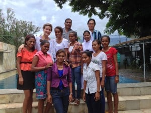 Timor Leste Scholarship Gals