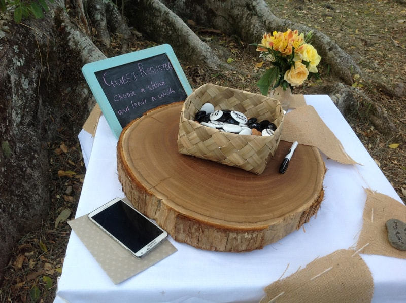 Hideaway wedding with celebrant Kari2