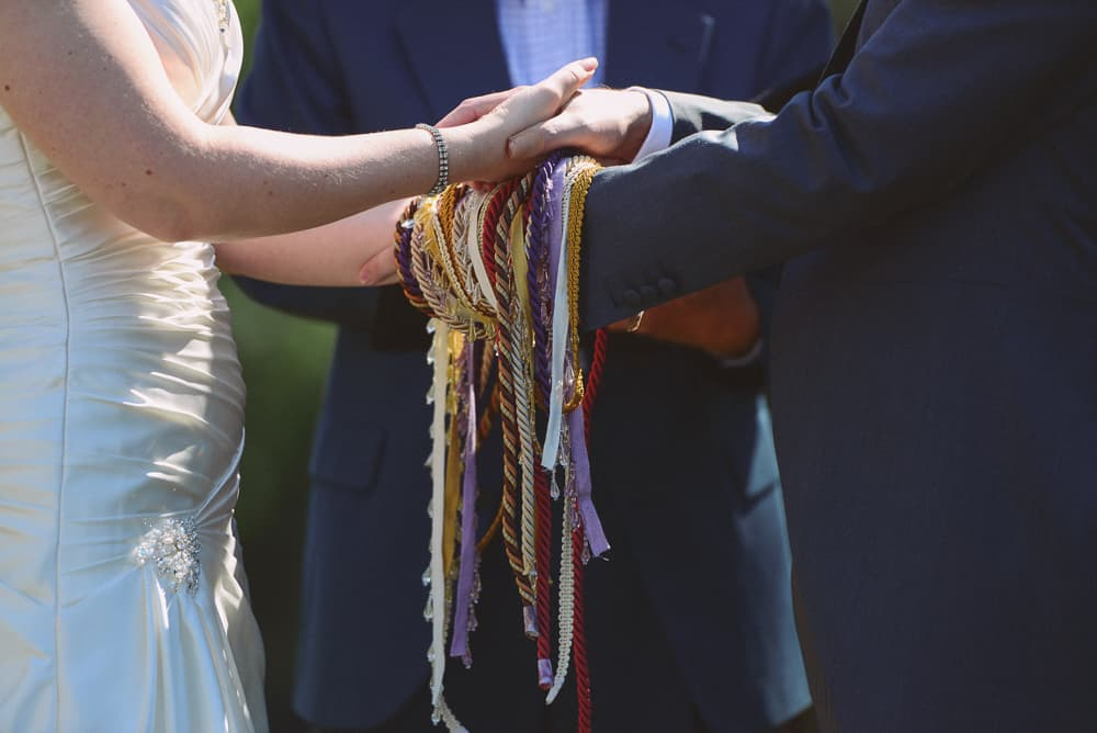 Wedding Handfasting vows