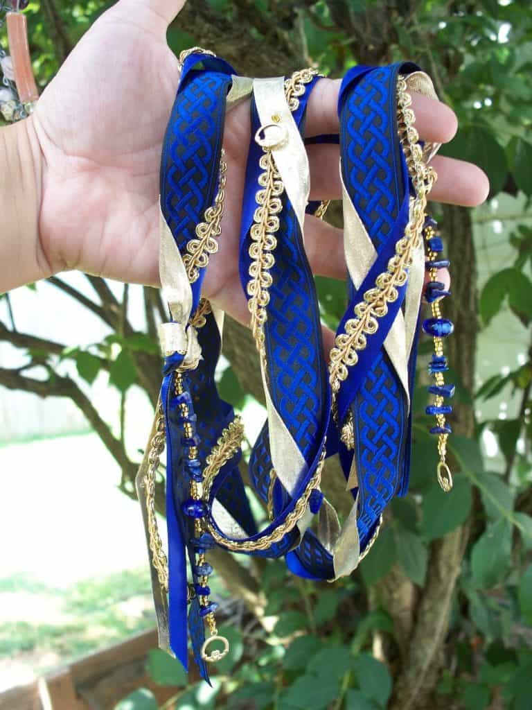 ribbons for handfasting