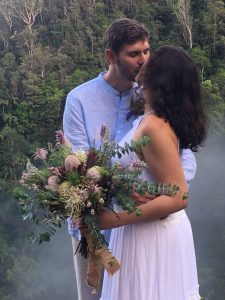 elopements and small weddings packages for sunshine coast weddings