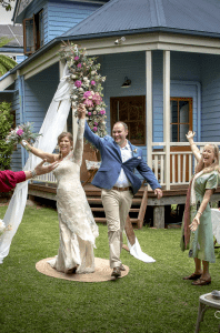 elopements and small wedding packages on the sunshine coast hinterland in queensland